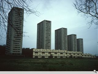 Tower block archive to document Britain's high rise heritage