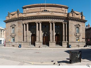 RIAS call for £1m 'bounty' to save Perth City Hall