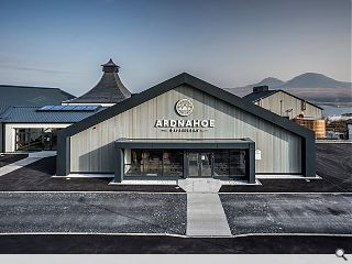 Islay Distillery opens its doors to visitors