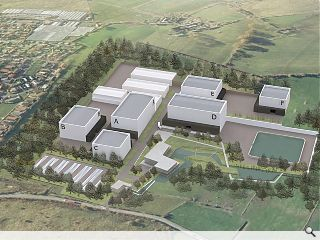 Major Midlothian film & TV studio secures outline consent
