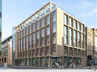 Contractor appointed for speculative Edinburgh Exchange offices