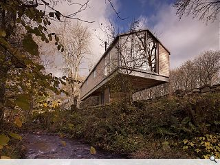 Cantilevered home strikes the right balance in Perthshire