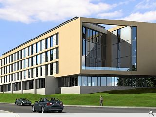 Latest Aberdeen office proposal goes in for planning