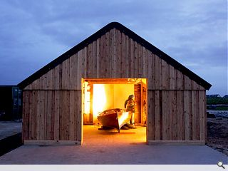 Tog Studio invites live-build Tiree workshop applications