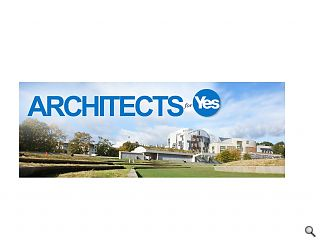 Architects for YES set for Edinburgh launch
