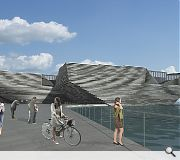 Proponents of the move say that it will help integrate the £45m museum with the wider waterfront masterplan