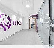 RICS new office is located at 125 Princes Street