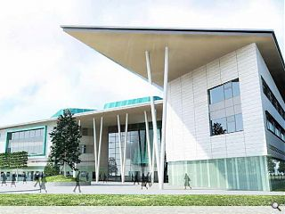 Inverness College to move on site