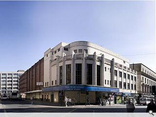 Mountgrange & PRUPIM to press ahead with Glasgow Odeon redevelopment