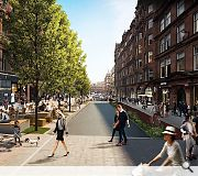 Bothwell Street as it could appear by 2030