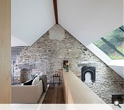 Small Works (under £250,000) Award: Kyles View House by Technique Architecture and Design and Stallan-Brand, image by Dapple Photography