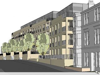 CALA Homes to build 101 flats on Glasgow's Mansionhouse Road