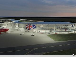 Moves to position Prestwick Airport as space hub gather pace