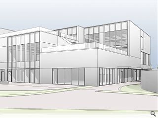 Views sought on £15m replacement Renton Campus