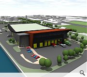 A similar facility is also being planned for Clydebank