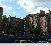 Public realm improvements to Gibson Street are planned as part of the works