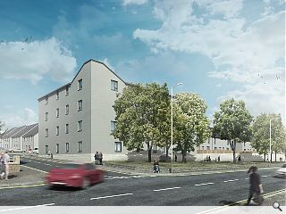 Dundee's Hilltown on the rise with renewed housing commitment