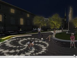 Aberdeen sees the light with city centre masterplan