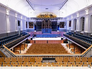 Aberdeen Music Hall reopens following £9m transformation
