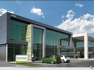 Glenrothes data centre clears planning