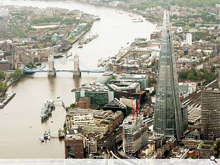 Western Europe's tallest building to be inaugurated