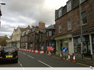 Crieff hotel to be demolished for new flats