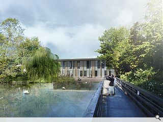 Heriot Watt secure planning for £19m Riccarton teaching space