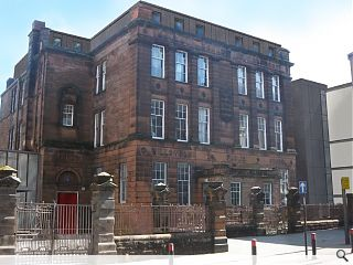 Student flats conversion on the cards for historic Glasgow school