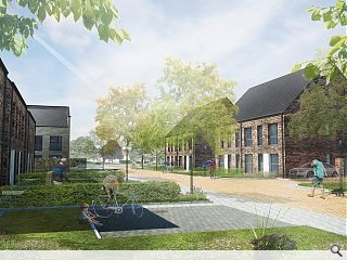 Approval granted for 177 home Pennywell development