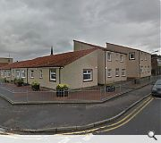 An existing sheltered housing complex will be demolished