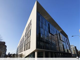Strathclyde's Technology & Innovation centre nears completion