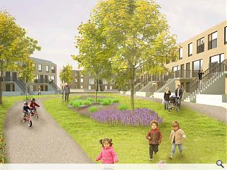 Portobello master plan submitted for planning