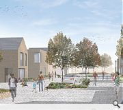 The masterplan was given the nod by South Ayrshire Council last month