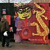 London Road mural unveiled