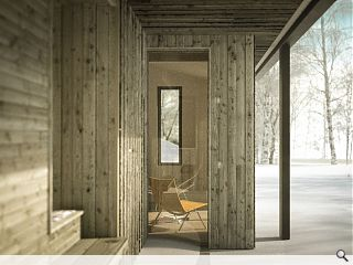 'Climate proof' Cairngorms retreat secures planning
