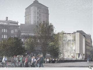 Historic Dundee post office to be turned into visual and performing arts base