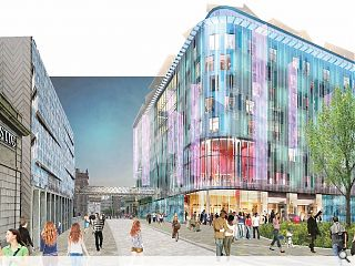 Aberdeen city centre masterplan approved