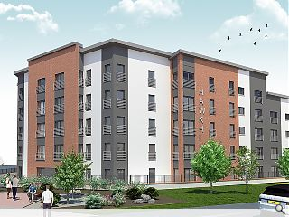 Kirkwood Homes go back to the drawing board for inner city Dundee housing