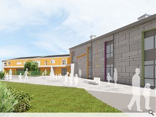 Torry Community Hub plans finalised