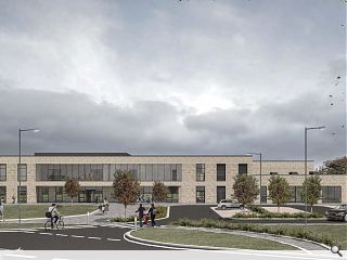 £15m Tullibody school's campus cleared for construction