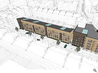 Southside HA strive for density in Glasgow housing drive