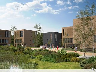 RMJM's athletes village hits the ground running