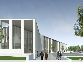 Inverness Justice Centre breaks ground
