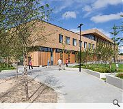 Eastwood Health & Care Centre was an awards highlight