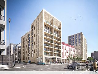 Lancefield Quay vision prepped for 2022 ground-breaking