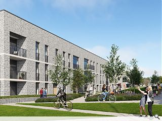New homes to knit former school site back into Aberdeen suburb