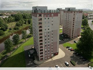 North Ayrshire Council sparks high-rise demolition debate