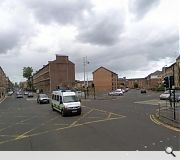 Much of Yorkhill now comprises bland brick infill