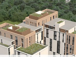 Student housing spread marches on in Edinburgh