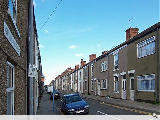 Grimsby's grimmest street is grim no more